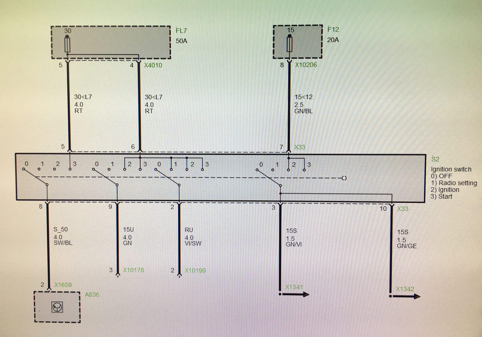 Berühmt Cooper Kombination Schalter Schaltplan Ideen - Schaltplan ...