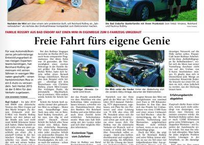 Bericht OVB Heimatzeitung
